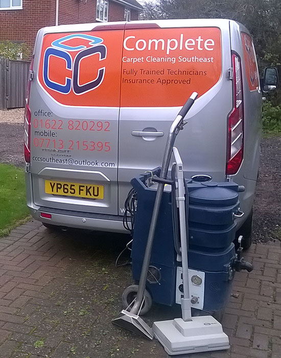 Carpet Cleaning in Kent, Sussex and Surrey